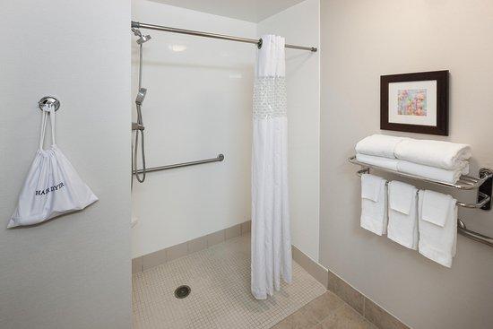 Dothan, AL: Roll-In Shower