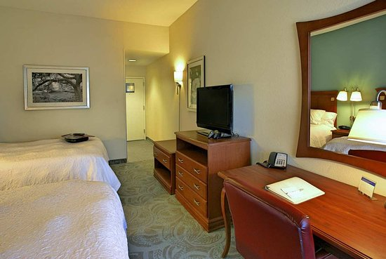 Natchitoches, LA: Double Bed