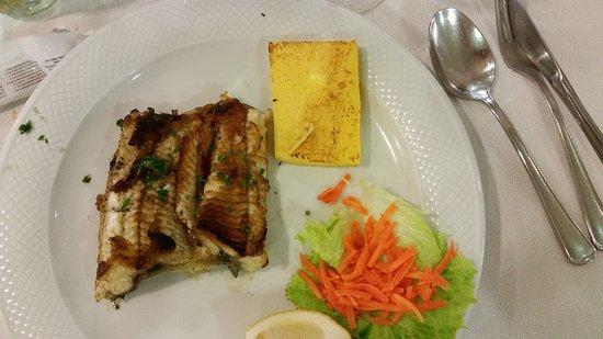 Punta Sabbioni, İtalya: Il ns pranzo domenicale