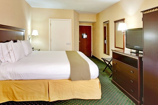 Holiday Inn Express - Medical Center Midtown: King Bed Guest Room