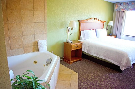 Hampton Inn & Suites College Station / US 6-East Bypass: Whirlpool Studio Suite