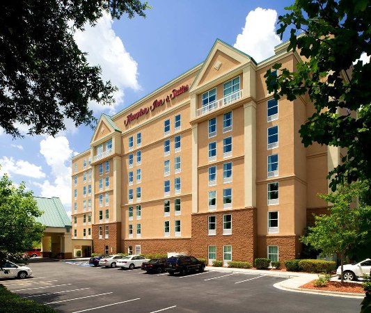 Hampton Inn and Suites Charlotte - Arrowood Rd.: Hote Exterior