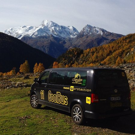 Bourg Saint Maurice, France: Coolbus Airport Transfers