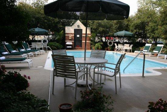Glen Allen, فيرجينيا: Outdoor Pool