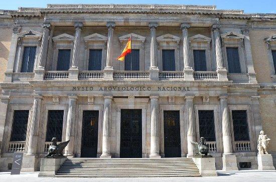 Photo of Museum Museo Arqueologico Nacional at Serrano, 13, Madrid 28001, Spain