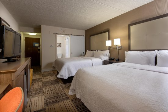 Commerce, Τζόρτζια: Two Double Bedroom