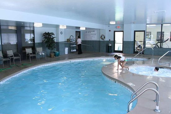 Hampton Inn Charleston - Downtown: Pool and Spa