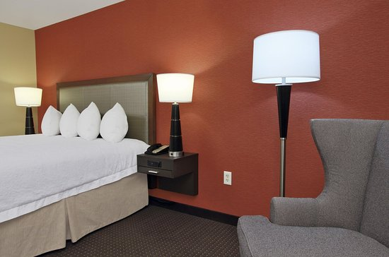 Hampton Inn Columbus Airport: King Room