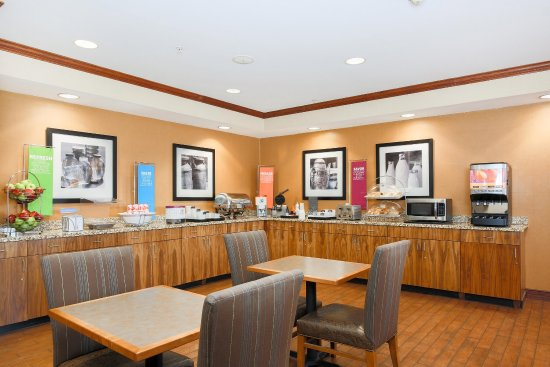 Hampton Inn Anchorage: Dining Room