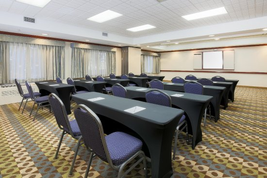 Hampton Inn Anchorage: Meeting Room