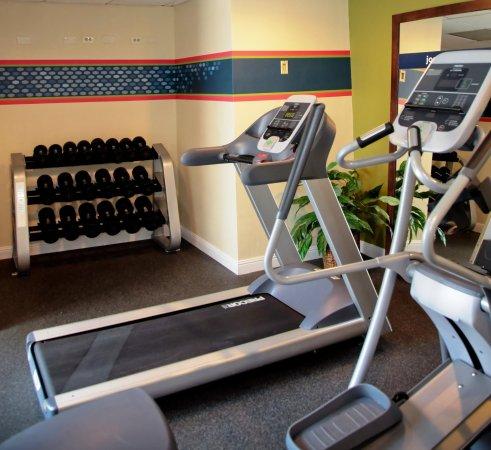 Hampton Inn & Suites Charlotte - South Park: Fitness Center