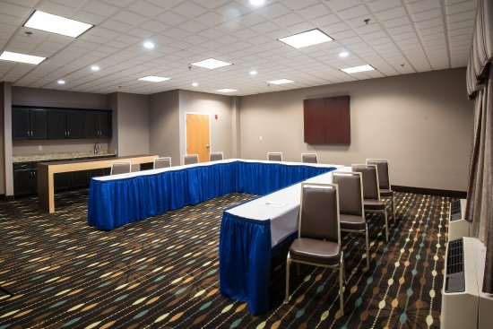Hampton Inn Louisville-North/Clarksville: Meeting Room