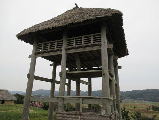 Iki, Japan: 建物の一つ(物見櫓)