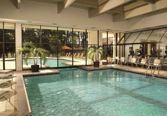 Dunwoody, Джорджия: Indoor Pool