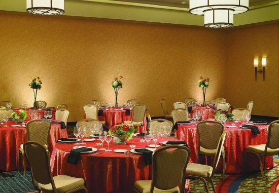 Dunwoody, Τζόρτζια: Grand Ballroom Social Setup