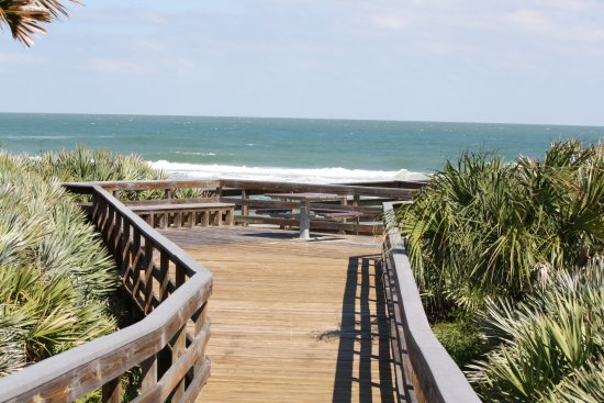 New Smyrna Beach, FL: Canaveral National Seashore