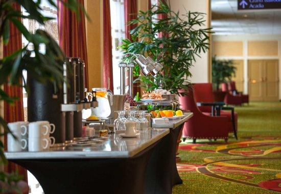 New Orleans Marriott Hotel