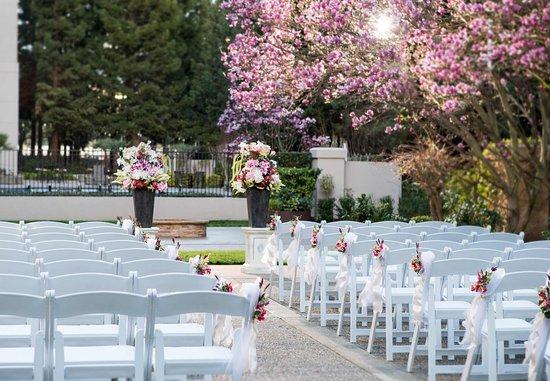 Сан-Рамон, Калифорния: Wedding Ceremony