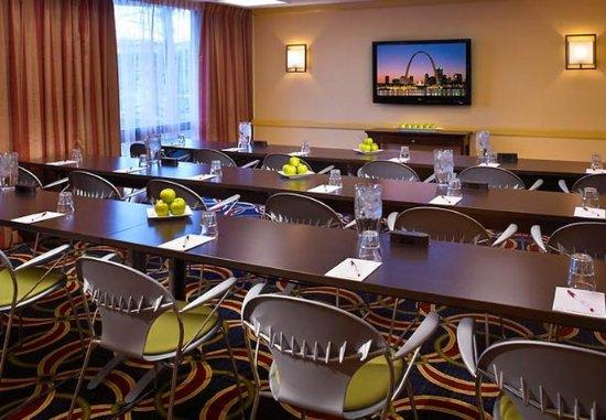 Berkeley, Missouri: Presidential Conference Suites
