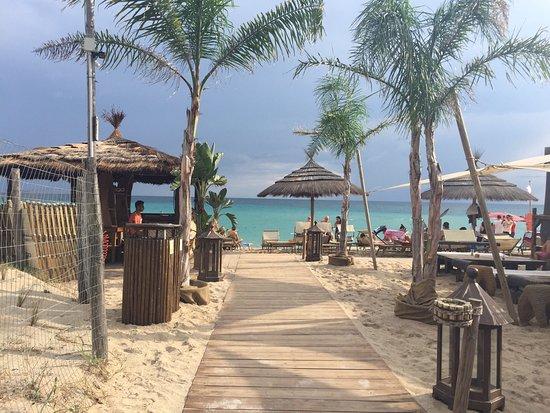 Togo Bay - La Spiaggia : Il paradiso ???