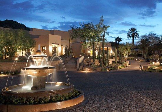 JW Marriott Scottsdale Camelback Inn Resort & Spa: Entrance