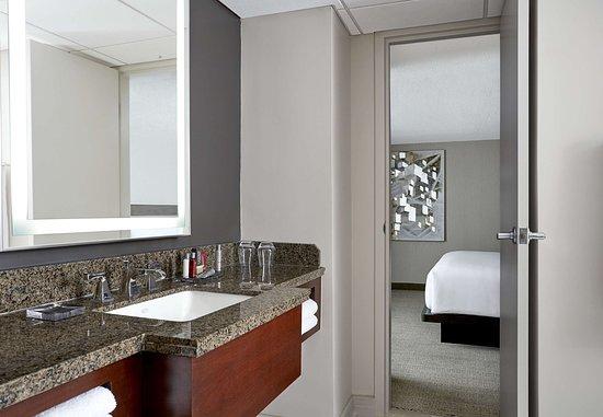 เบเทสดา, แมรี่แลนด์: Suite Bathroom