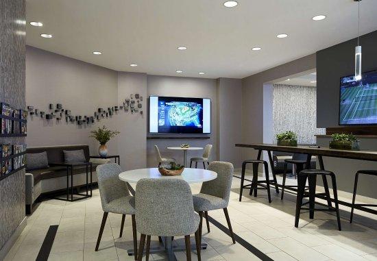 เบเทสดา, แมรี่แลนด์: M Club Lounge   Workspace