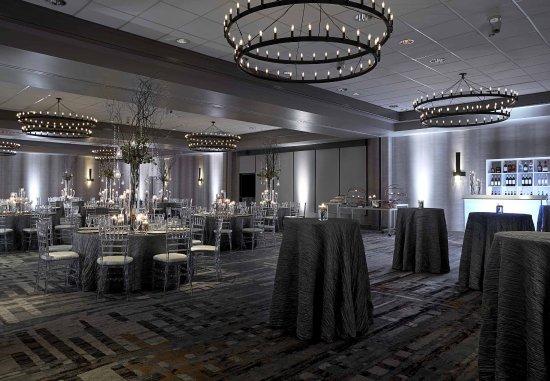 Bethesda, MD: Congressional Ballroom   Banquet Setup