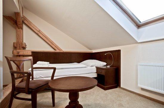 Hotel Villa Gloria Marienbad: Family room