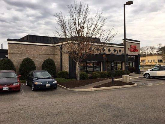 เมคานิกส์วิลล์, เวอร์จิเนีย: Ruby Tuesday, Mechanicsville, VA