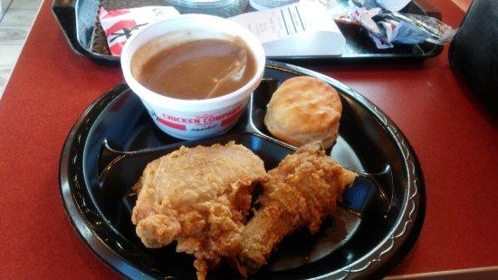Glen Ellyn, IL: KFC