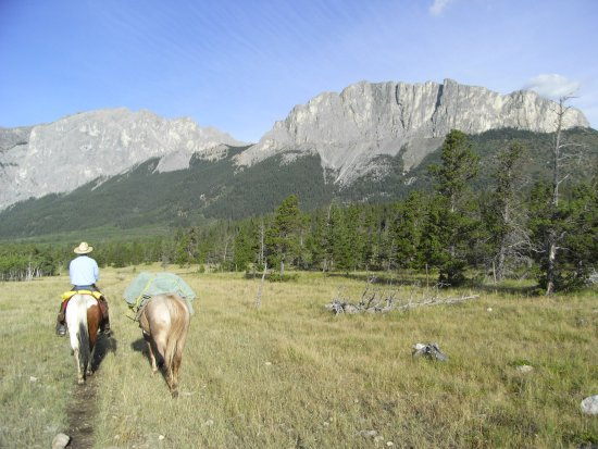 Brewster's Kananaskis Guest Ranch Photo