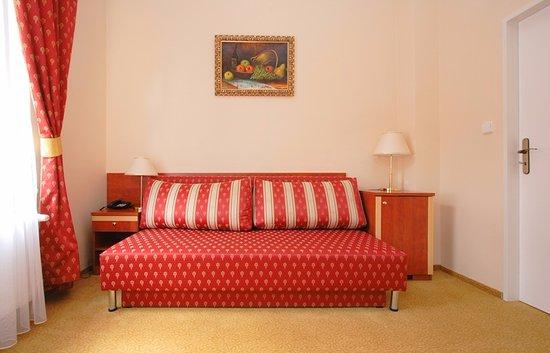 Hotel Villa Gloria Marienbad: Suite room