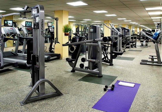 Tarrytown, Nova York: Fitness Center