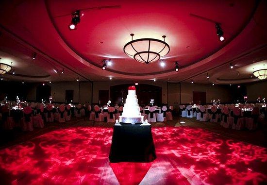Covington Ballroom Wedding Reception