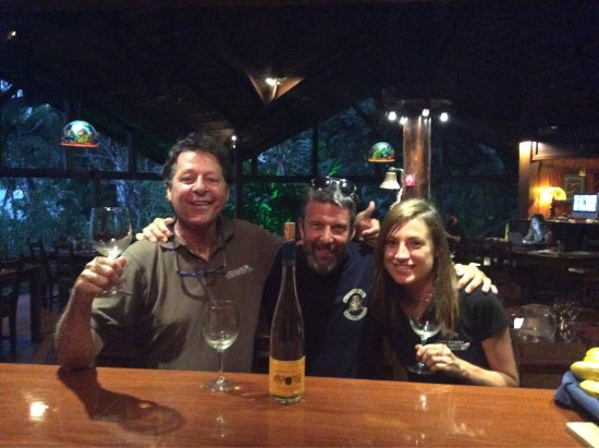 Aguila de Osa Inn: Formation au vin d'Alsace Sylvaner Zotzenberg