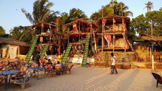 Tantra Beach Shack and Huts: photo3.jpg