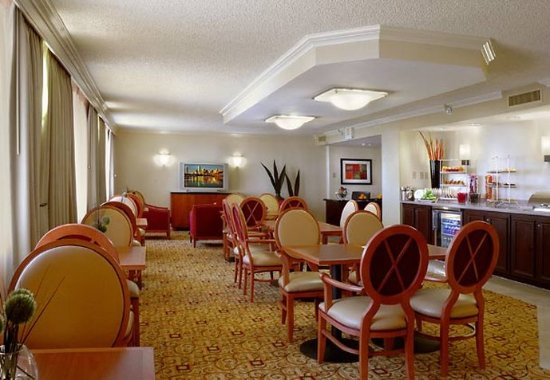 Irving, TX: Concierge Lounge