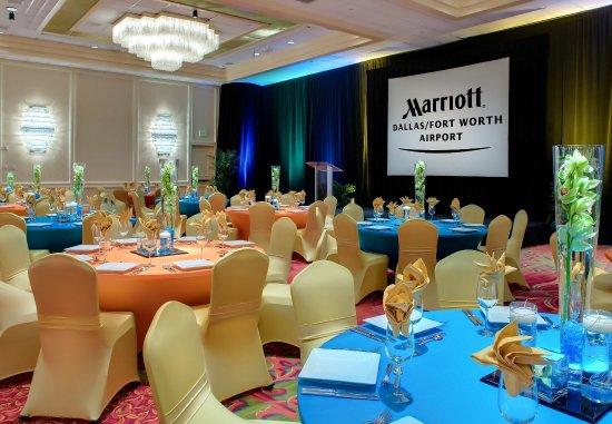 Ирвинг, Техас: Ballroom Dinner