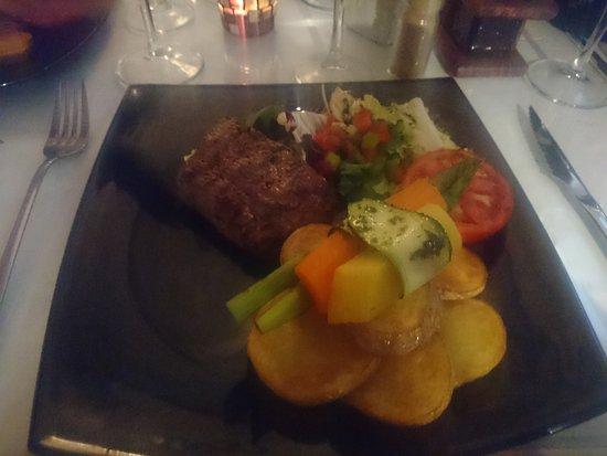 Paneil's: Fillet steak