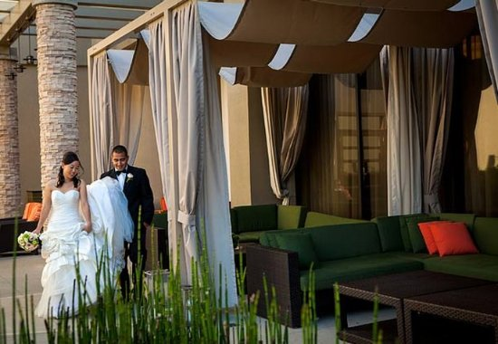 Torrance Marriott Redondo Beach: Outdoor Venues