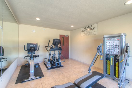 Orrville, OH: Onsite Fitness Center