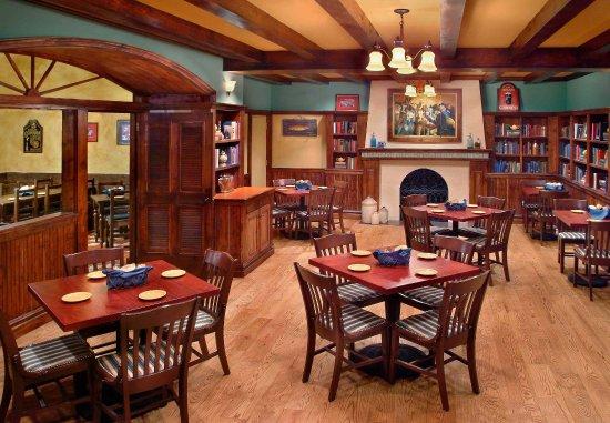 Whippany, Nueva Jersey: Auld Shebeen Library & Pub