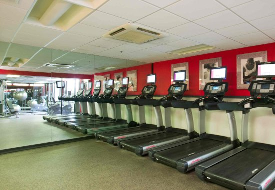 Whippany, NJ: Fitness Center