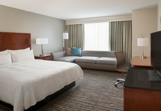Toronto Marriott Downtown Eaton Centre Hotel: King Guest Room