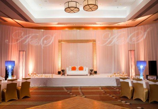 Sawgrass Marriott Golf Resort & Spa: Champions Ballroom   Wedding Celebration