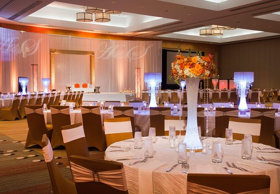 Sawgrass Marriott Golf Resort & Spa: Champions Ballroom   Wedding Reception