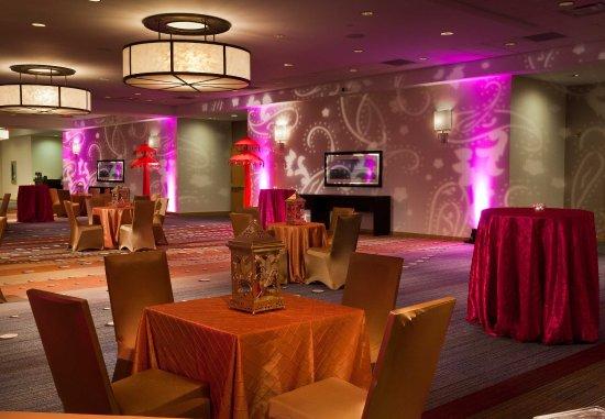 Sawgrass Marriott Golf Resort & Spa: Pre-Function Foyer