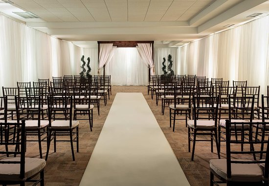 Sawgrass Marriott Golf Resort & Spa : Tournament Hall - Wedding Ceremony