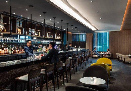 JW Marriott Hotel Hong Kong: Bar Q88